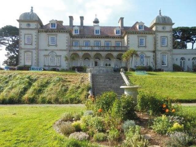 Fowey Hall – Fowey/Cornwall