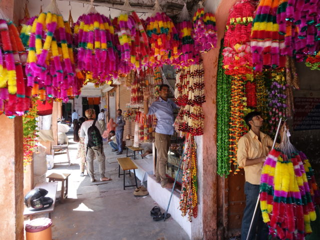 Bazaar Walk, Jaipur, India