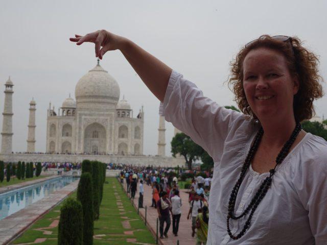 Taj Mahal, Wereldwonder in India